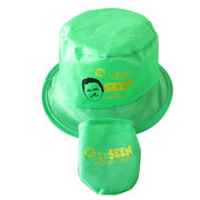 Promotional foldable bucket hat from China (mainland)