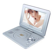 Portable DVD from China (mainland)