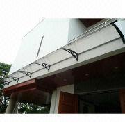 Easy fix door canopy from China (mainland)