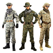 Army camouflage uniform from China (mainland)