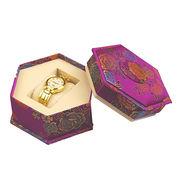 Hexagonal shaped gift box from China (mainland)