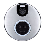 Smart Wi-Fi Video Doorbell, Direct Power Supply, Multiple Users for Android & iOS