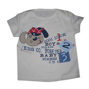 Fashionable children's T-shirts Manufacturer