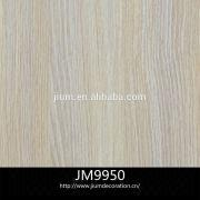 Oak wood grain lamination decorative film