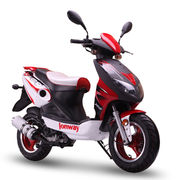 4-stroke/Gasoline-powered Motor Scooter from China (mainland)
