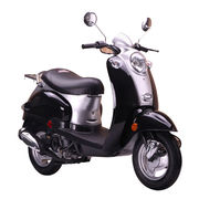 50cc Gas Scooter from China (mainland)