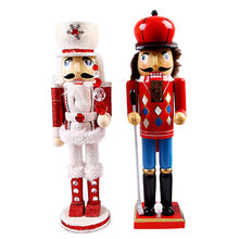Wooden children's soldier nutcrackers doll from China (mainland)
