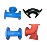 Ductile Iron Flanged Pipe Fittings Shanxi Solid Industrial Co.,Ltd.