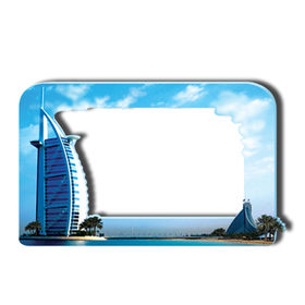 Dubai polyresin Photo Frame for promotion and Home Decoration, Made of high quality resin from Quanzhou Leader Industry Limited