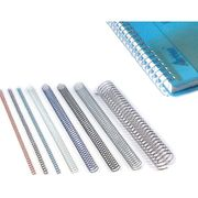 Spiral binding ring wire, made of galvanized iron wire-For binding book/calendar/other documents