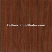 wood grain decorative laminated paper for plywood,particle board