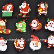 china led blinking christmas pins blinky badges led flashing pin - Christmas Pins