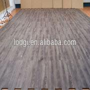 Wood Grain Laminate Flooring HDF