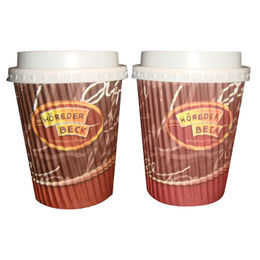 Disposable Cups for Coffee, Available in Various Volumes