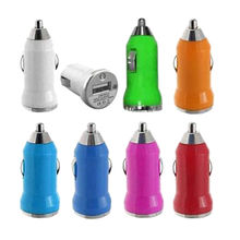 China USB Mini In-car Charger Adapter