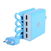 LOCA multi-port USB mobile phone charger from China (mainland)
