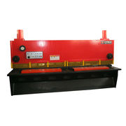 QC11Y Series Hydraulic Guillotine Shear from China (mainland)