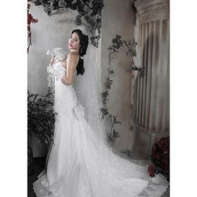 Wedding dress from Vietnam