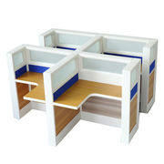 aluminum partition office cubicle workstation from China (mainland)