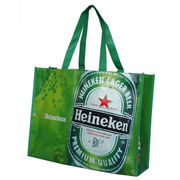 Recyclable Nonwoven Fabric Laminated Tote Bag from China (mainland)