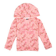 60% Cotton/40% Polyester Girl's Knitted T-Shirt from China (mainland)
