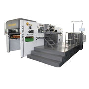 Automatic foil stamping and die Cutting machine from China (mainland)