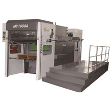 Automatic Die Cutting and Creasing Machine Manufacturer