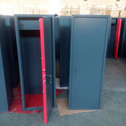 Gun Safes with 3 + 1 + 1 Locking Bolts, Measures 1500 x 555 x 205mm, Hold 10 Guns