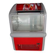 Open top chest freezer Manufacturer