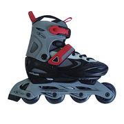 Kids/junior adjustable fake semi-soft inline skate Manufacturer