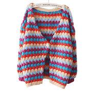 Women's knitted winter sweater from Hong Kong SAR