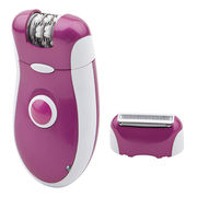 Rechargeable Ladies' Epilator Set with Epilator and Shaver Functions from Anionte International(Zhejiang) Co. Ltd