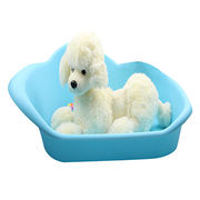 Durable plastic pet house/small dog bed/cat house from China (mainland)