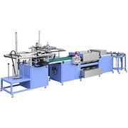Automatic cleaning and burring machine Manufacturer
