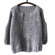 Women's knitted winter sweater Manufacturer
