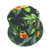 Floral Printed Fishing Hat from China (mainland)
