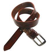 Men's PU Belt Manufacturer