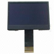 Graphics LCD Module, COG 132 x 65 with Metal Frame from Xiamen Ocular Optics Co. Ltd
