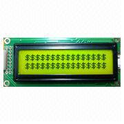85 x 36 x 9.5mm LCD Module with 0.56 x 0.61mm Dot Size from Xiamen Ocular Optics Co. Ltd