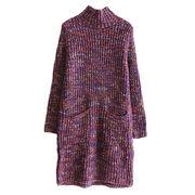 New women's knitted winter sweater Manufacturer