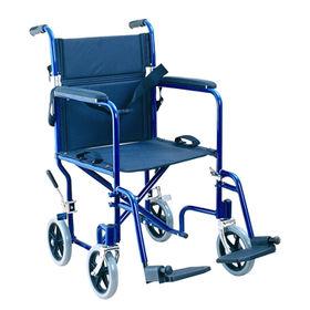 Lightweight Aluminum Transport Chair from China (mainland)