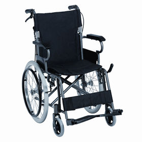 Lightweight Aluminum Wheelchair from China (mainland)