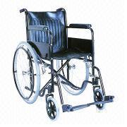 Economy Steel Wheelchair from China (mainland)