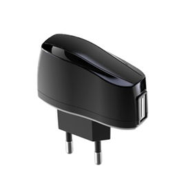 Single USB Wall Mobile Phone Charger from China (mainland)