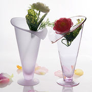 flower glass vase OEM orders are welcome Manufacturer