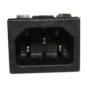 Sockets, widely used in household appliances, office and audio equipment