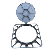 Casting/cast iron manhole cover from China (mainland)