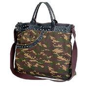 Fashion canvas tote bag from Hong Kong SAR