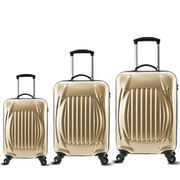 20/24/28 100% 3-piece PC luggage set from China (mainland)