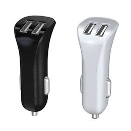 2 USB Car Mobile Phone Charger, 3.4A for iPhone, iPad, S3, S4, S5